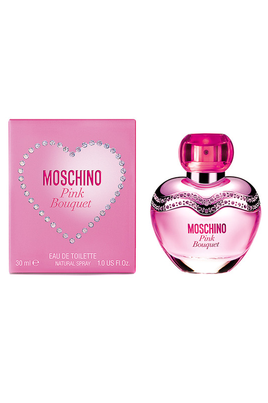 moschino pink bouquet edt,30мл KupiVip 2000.000